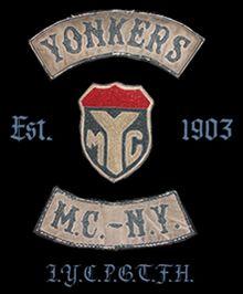Couleurs des differents clubs de bikers - Page 23 Yonker10