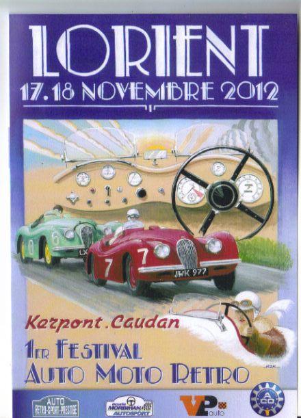 1er festival auto moto rétro Caudan (56) 2012fe10
