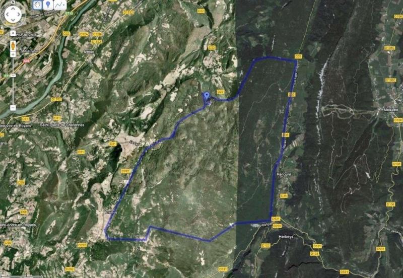 MISSION CTP1 Avril 2012 Vercors Limite10