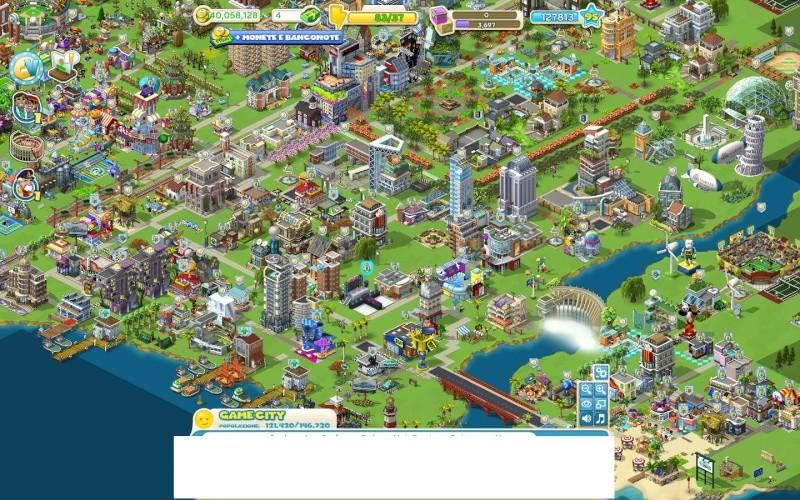 Trucco espansioni su CityVille 811