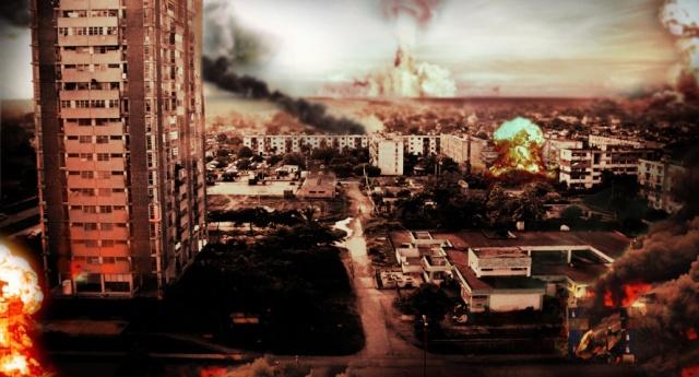 Si se produce una ocupación extranjera en Cuba 2012a10