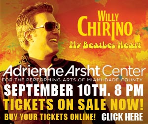 Willy Chirino  ***  My Beatles Heart Banner11