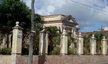 LAS LOGIAS EN CUBA Edific10