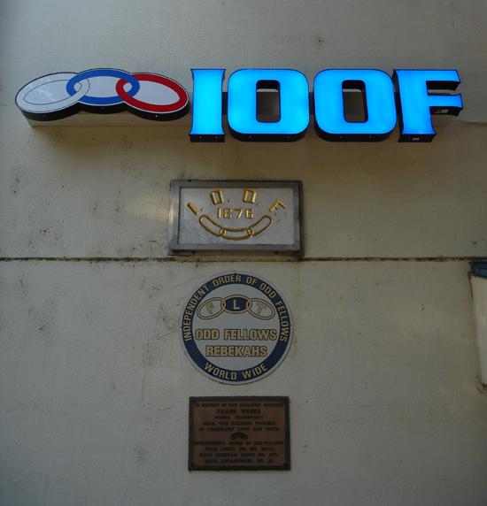 ODD FELLOWS A TRAVES DEL TIEMPO Ioof210