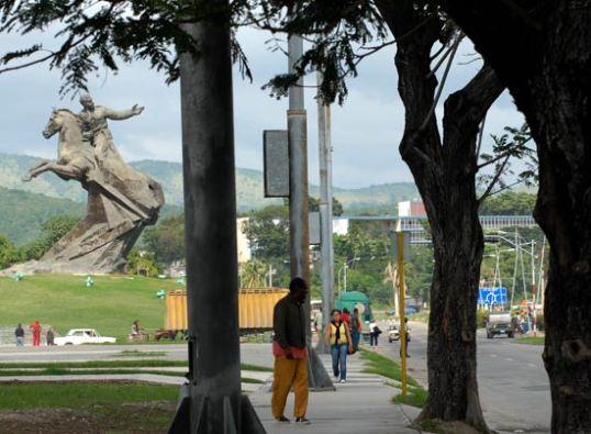 Calles de Santiago de Cuba K-200810