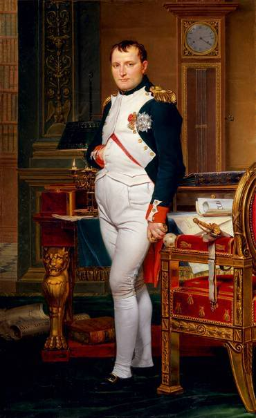 Collarin de Napoleon Bonaparte - RosaCruz Key-1410