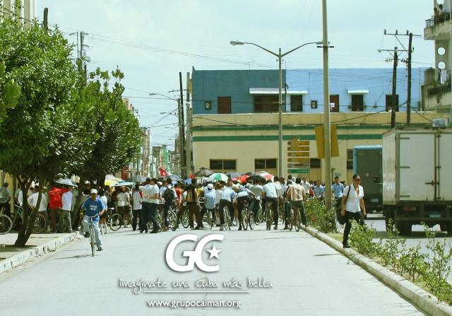 Los cubanos siguen sin creer en los disidentes Marcha11