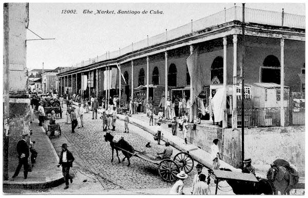 Calles de Santiago de Cuba Mercad11