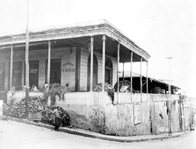 Calles de Santiago de Cuba Mercad12