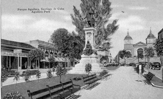 Calles de Santiago de Cuba Parque11