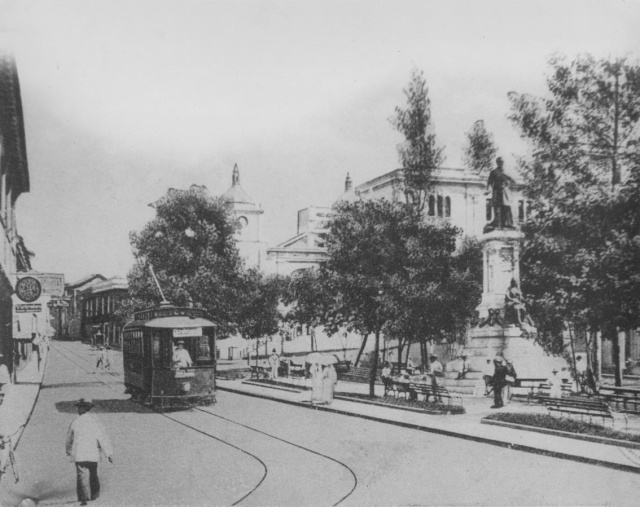 Calles de Santiago de Cuba Parque15