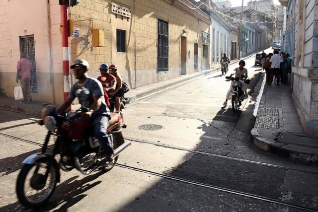 Calles de Santiago de Cuba Pcaz2n10