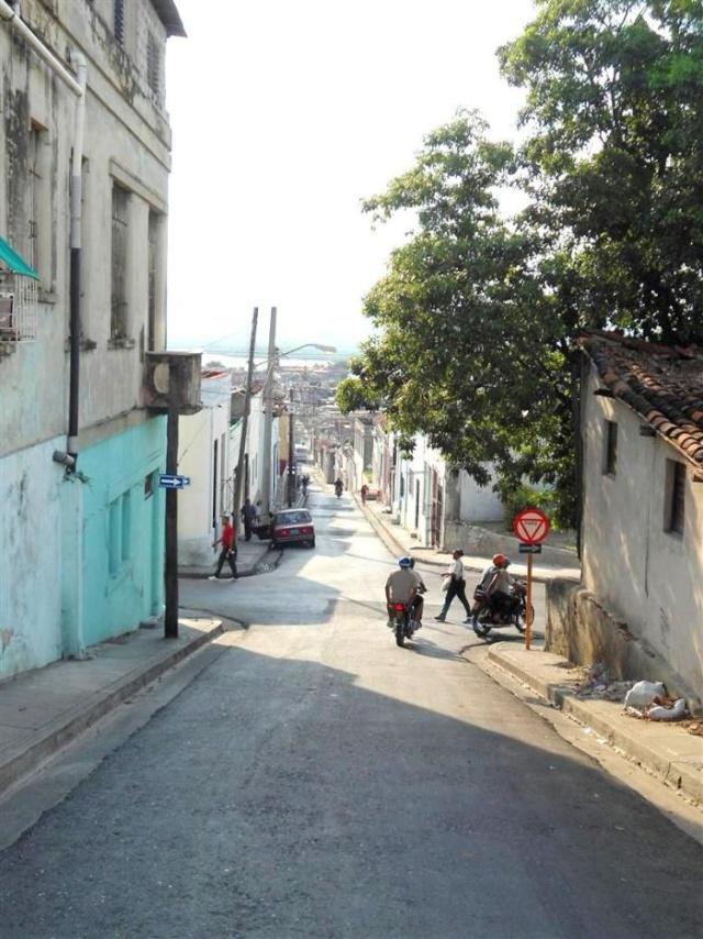 Calles de Santiago de Cuba Santia18