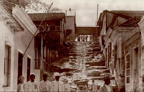 Calles de Santiago de Cuba Santia20