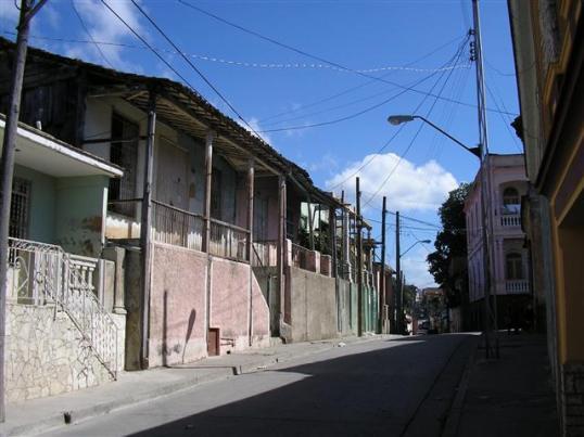 Calles de Santiago de Cuba Santia22