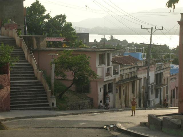 Calles de Santiago de Cuba Santia23