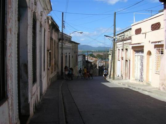 Calles de Santiago de Cuba Santia30