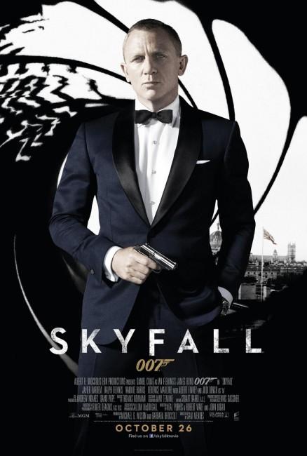 ***  SKYFALL  ***  JAMES BOND 007  #23 Skyfal10