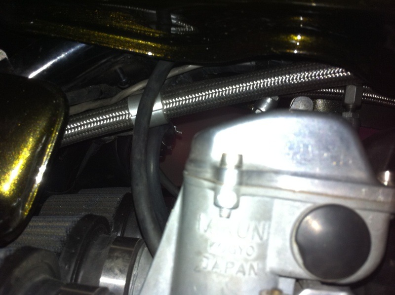 Montage d'un radiateur d'huile Img_1016