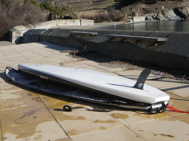 choisir la taille d'aileron en Race 00712