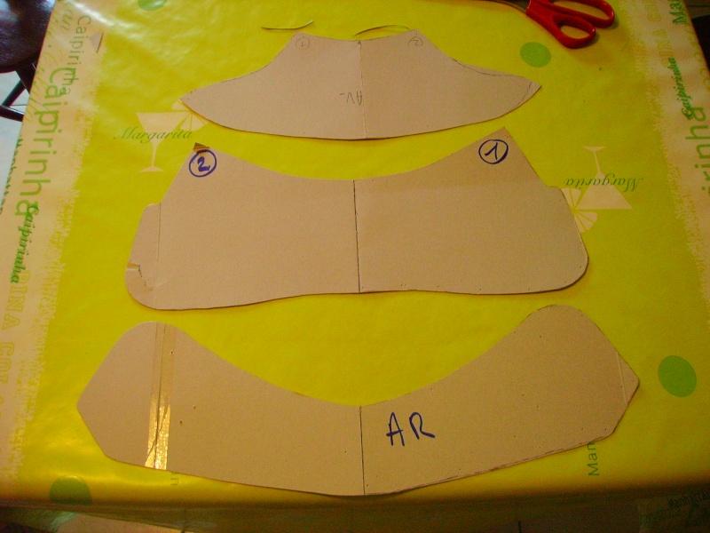 Un autre chantier, la réfection de l'intérieur d'un casque  Pict1712
