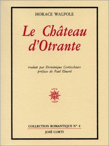 [Walpole, Horace] Le Château d'Otrante 46932010