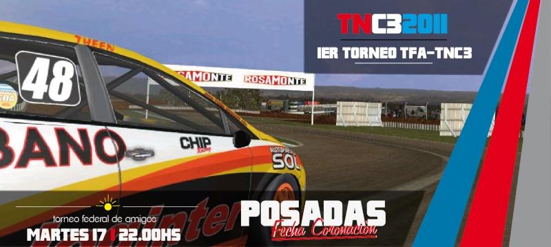 SE VIENE SE VIENE - YA LLEGA - LA 7MA - POSADAS - TN CLASE 3 - PREMIO CORONACION !!! Tn-24-10