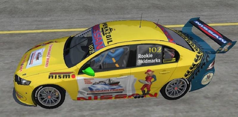 "JFF-Racing Presents The ""Jason Richards Classic"" Nissan10"