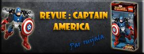 [Revue] Super heroes 4597 Captain America Bannia10
