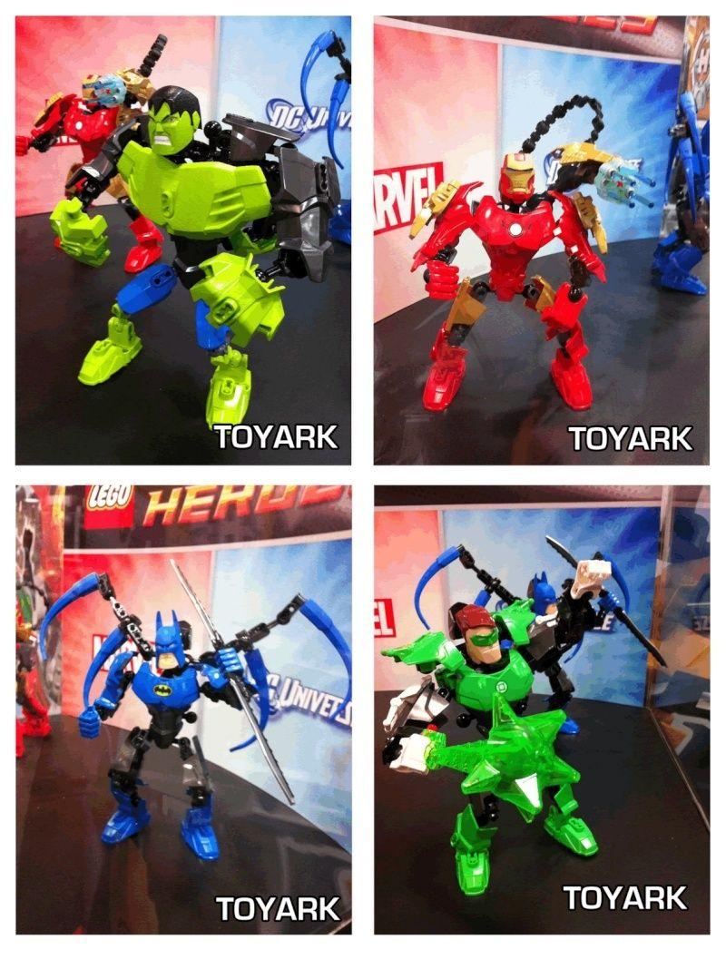 [Figurines] LEGO dévoile les nouvelles figurines DC & Marvel Hero_d10