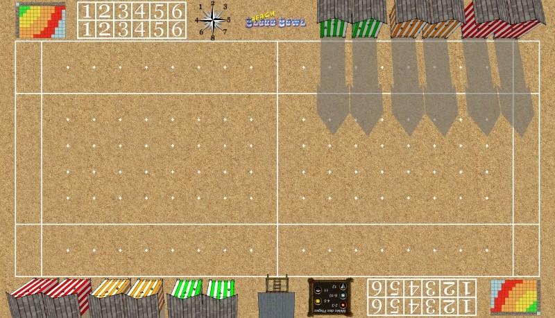[WIP] Terrains de Blood Bowl et de Beach bowl Fusion10