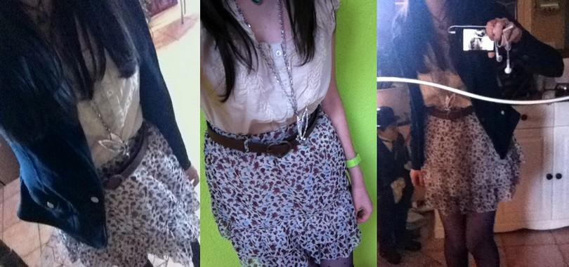 Bluue has cookies in her dressing ! :3 Photov10