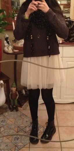 Bluue has cookies in her dressing ! :3 Robe310