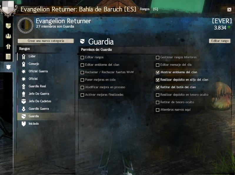 FUNCIONAMIENTO INTERNO DEL CLAN EN GUILD WARS 2 Rangos10