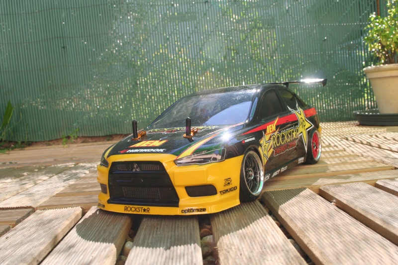 [Mitsubishi] LAN EVO X Team Rockstar Img_2210