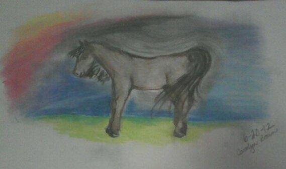 something i made today Horse10