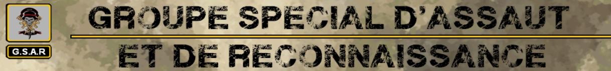 Groupe Spécial d'Assaut et de Reconnaissance
