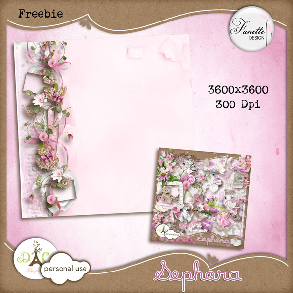 """QP Charity kit """"Sephora"""" + WA """"Play together"""" collab 