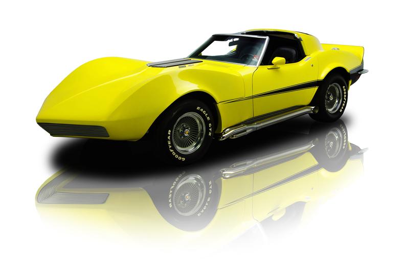 1 of 1 Motion Performance Chevrolet Corvette Moray GT 13381110