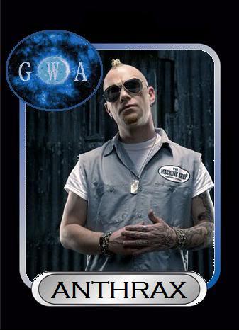 Anthrax: Emo Dolphin? Gwacar10