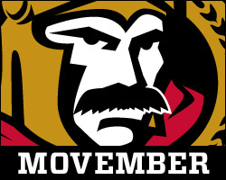 Game Day - Senators @ Sabres , 7:30PM, Friday, Movember 11, 2011 Movemb11