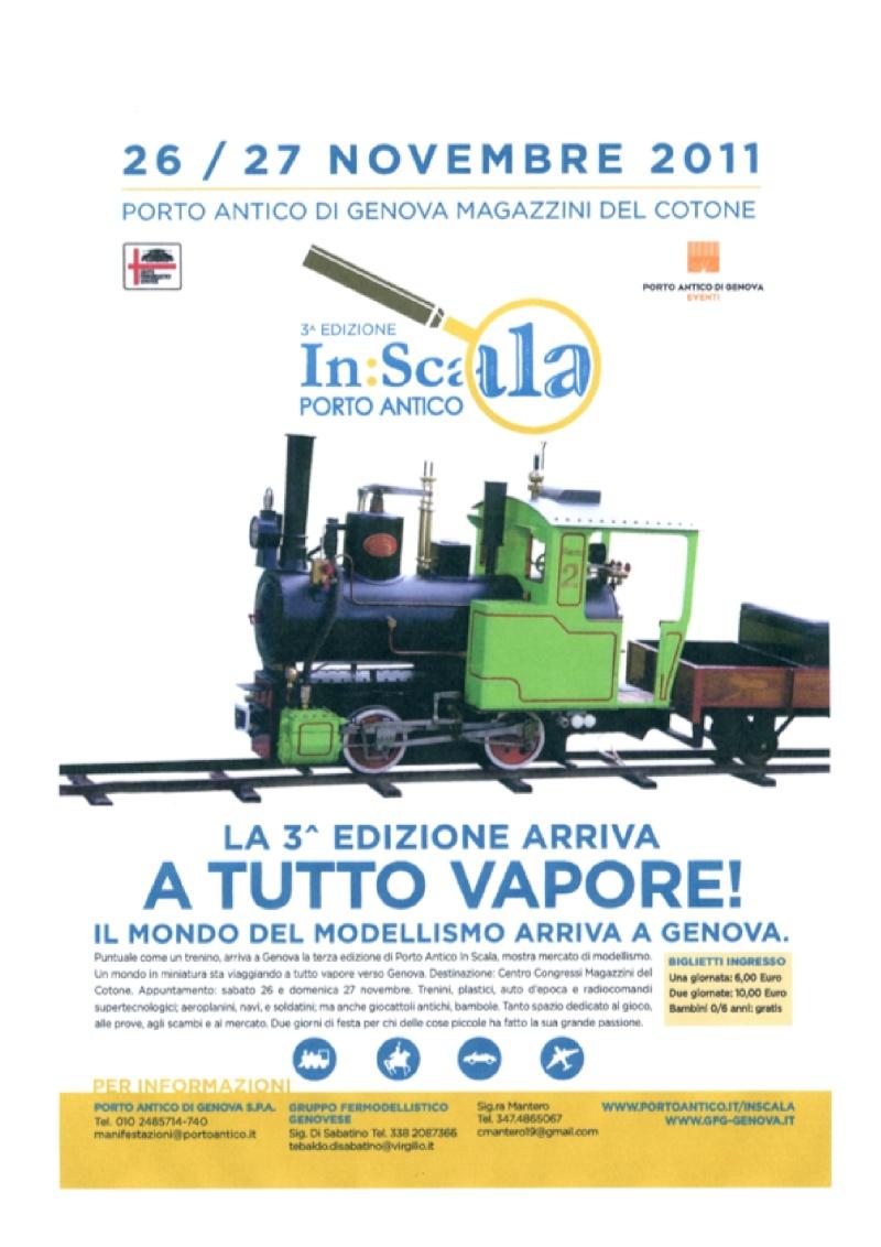 Porto Antico in Scala 2011 - Genova Locand10