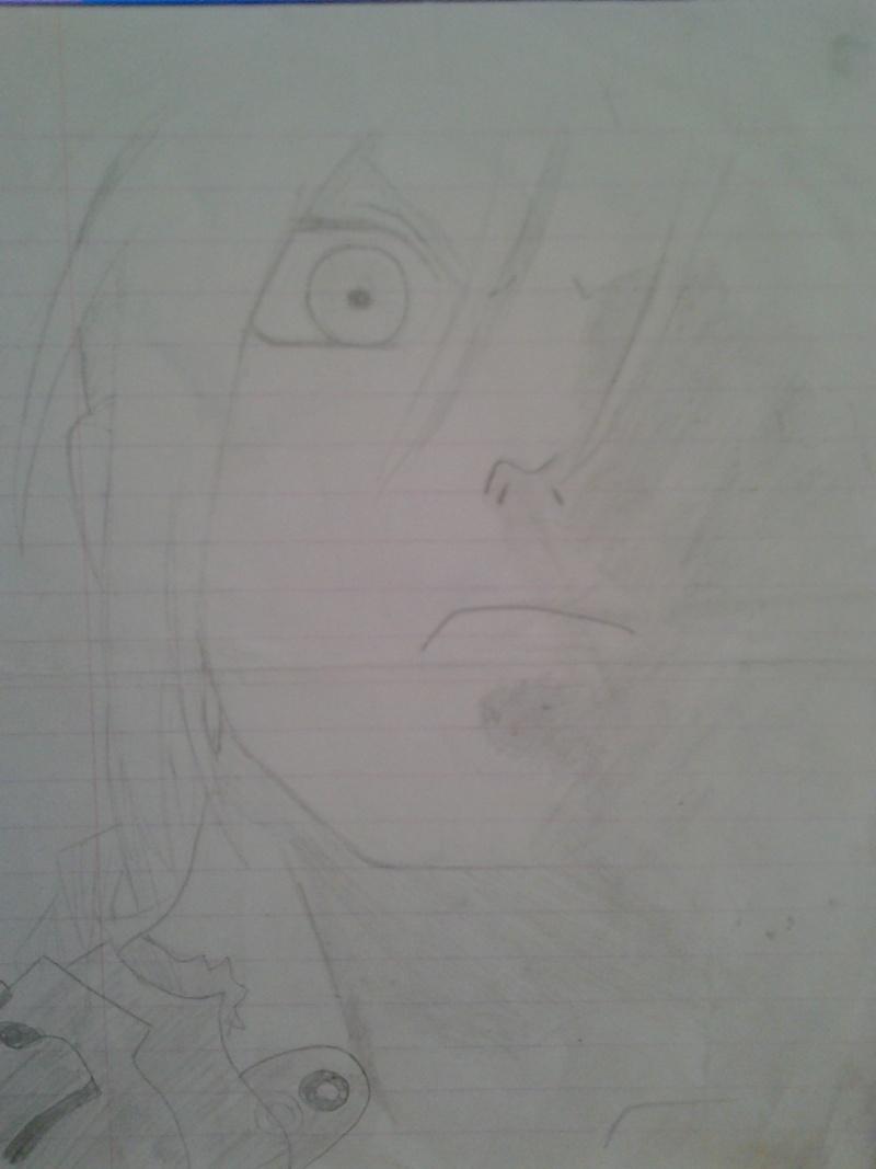 ~ Quand Maka se mets au dessin! ~ Photo010