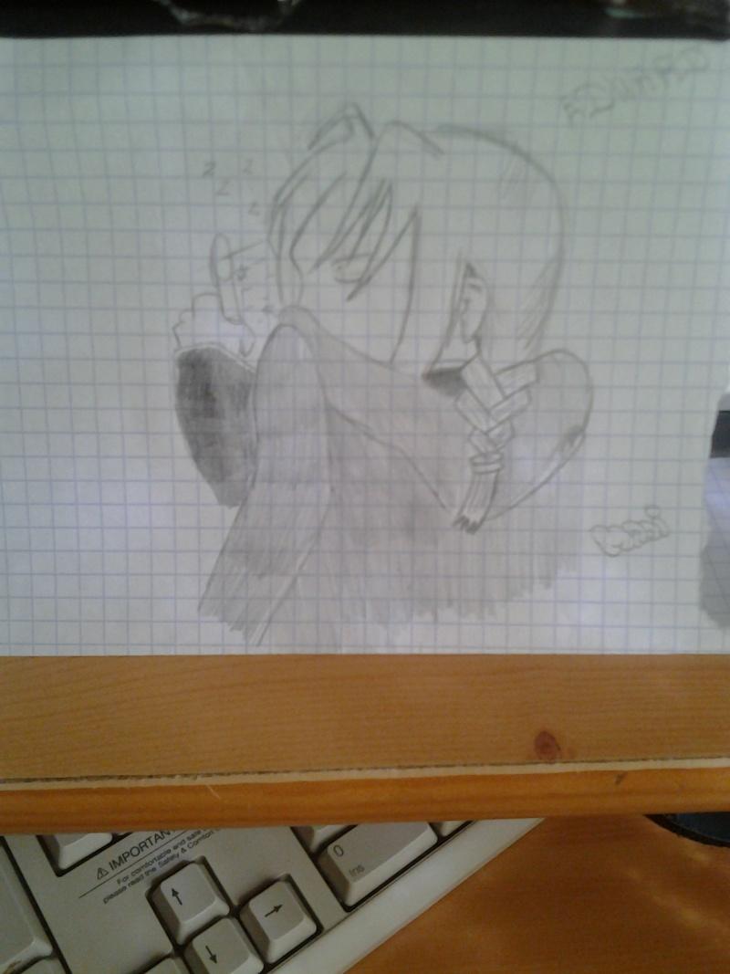 ~ Quand Maka se mets au dessin! ~ Photo011