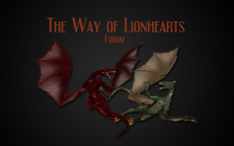 The Way of Lionhearts
