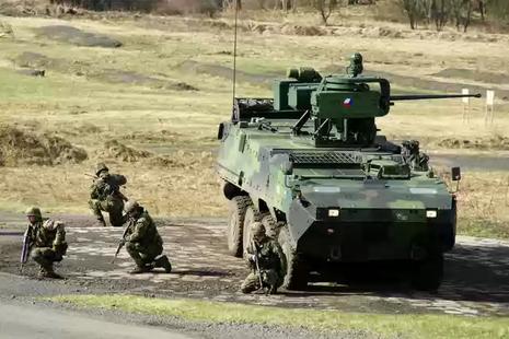 Armée tchèque/Czech Armed Forces - Page 2 462a8810