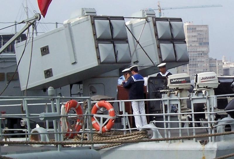 Royal Moroccan Navy Descubierta Frigate / Patrouilleur Océanique Lt Cl Errahmani - Bâtiment École 501_lt12