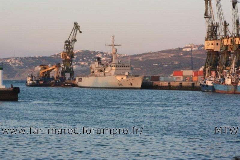 Royal Moroccan Navy Floréal Frigates / Frégates Floréal Marocaines - Page 8 Img_5910