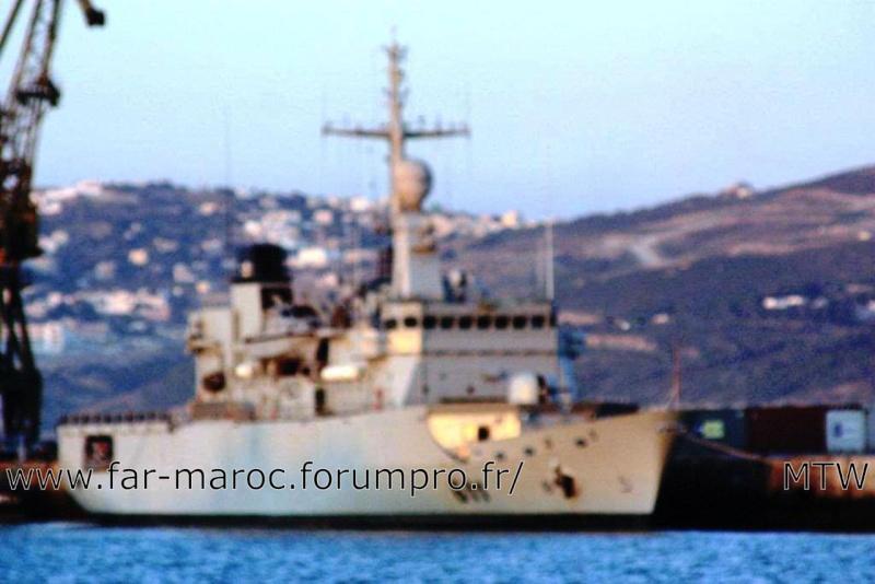Royal Moroccan Navy Floréal Frigates / Frégates Floréal Marocaines - Page 8 Img_5911