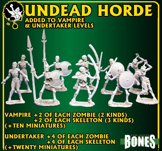Kickstarter: Reaper Miniatures Undead10